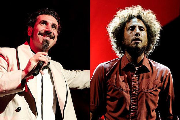 Serj Tankian / Zack de la Rocha