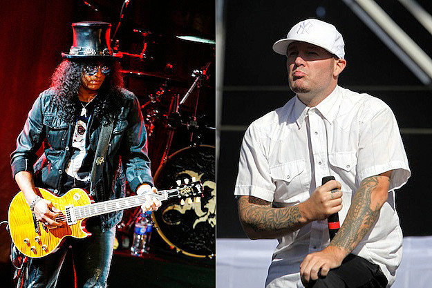 Slash / Fred Durst