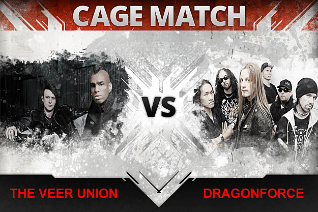 The Veer Union / Dragonforce