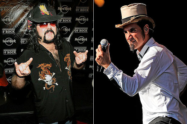 Vinnie Paul / Serj Tankian
