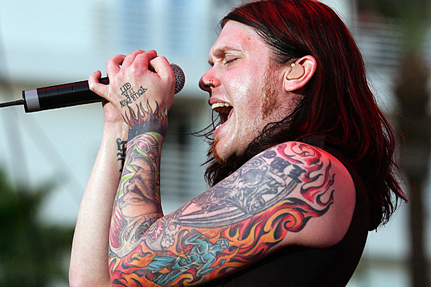 Brent Smith Tattoos It's Brent Smith's Tattoo