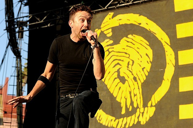 Rise Against's Tim McIlrath