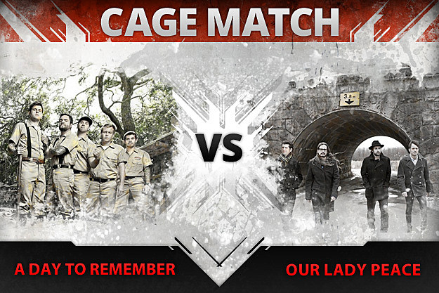 A Day to Remember vs. Our Lady Peace