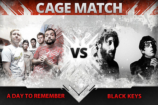 ADTR vs Black Keys
