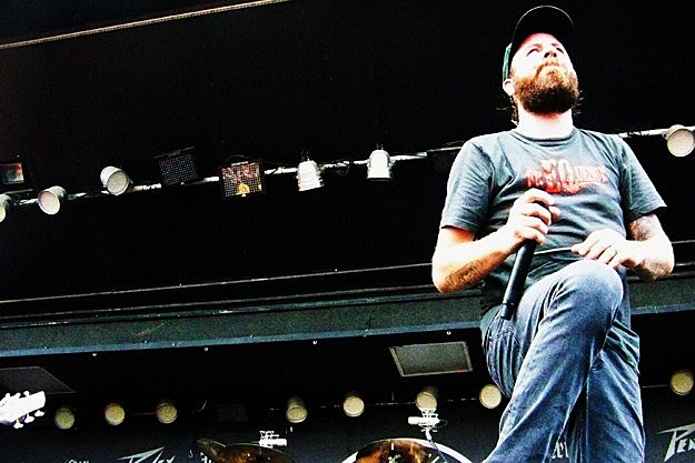 Anders Friden of In Flames