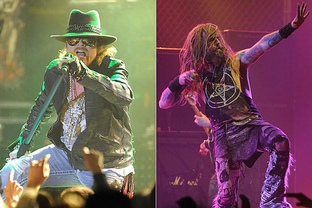 Axl Rose / Rob Zombie