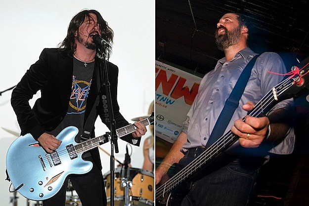 Dave Grohl / Krist Novoselic