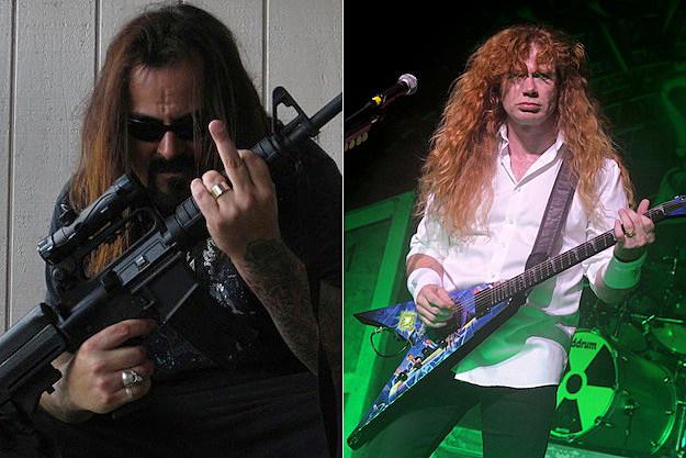 Glen Benton / Dave Mustaine