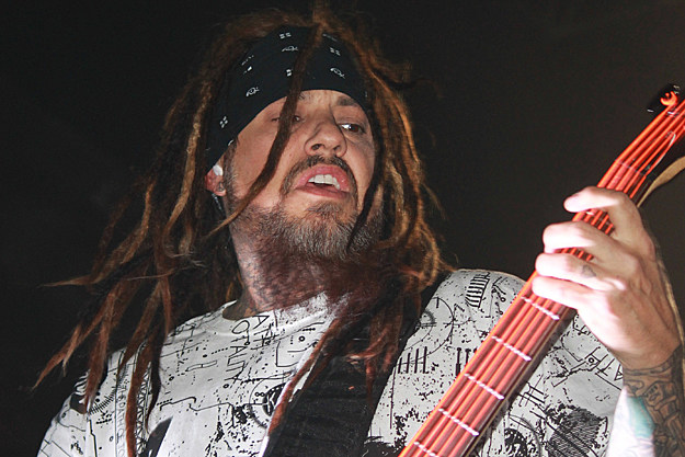 Fieldy of Korn