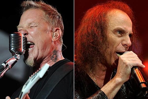 Dio Tribute Metallica Metallica Contributing to Dio