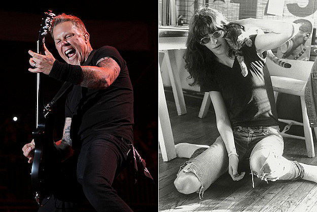 James Hetfield / Joey Ramone