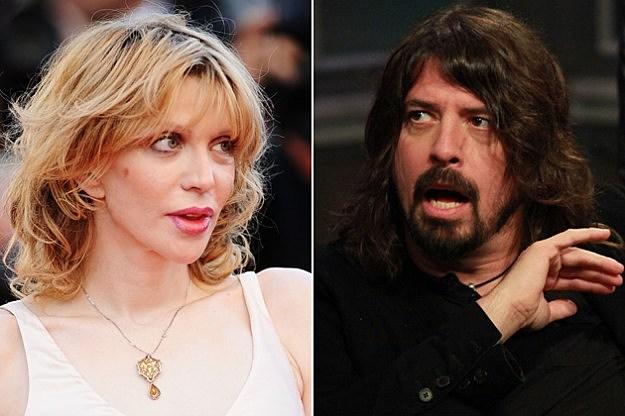 """La """"coppia"""" siederà allo stesso tavolo durante la cerimonia d'ingresso dei Nirvana nella Rock'n'Roll Hall Of Fame"""