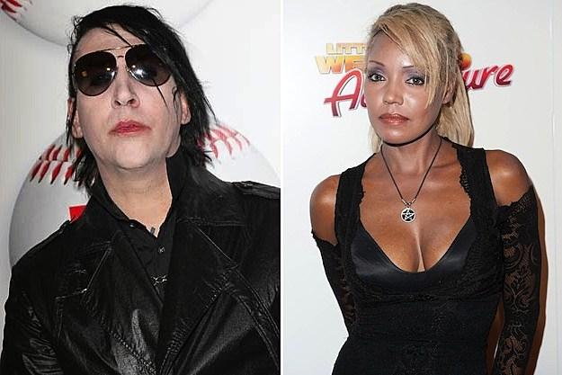 Marilyn Manson / Seraphim Ward