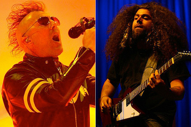 Maynard James Keenan / Claudio Sanchez