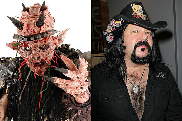 Oderus Urungus / Vinnie Paul