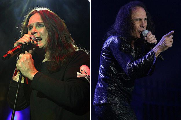 Ozzy Osbourne / Dio