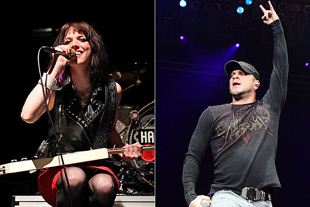 Halestorm and All That Remains