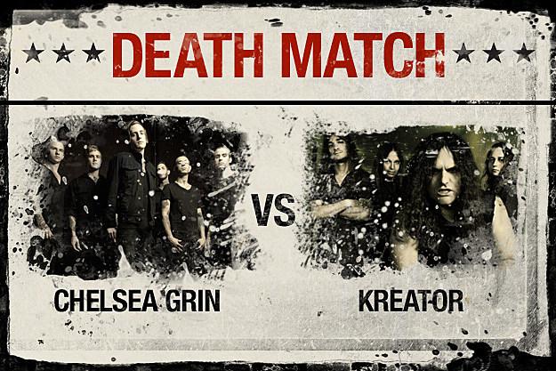 Chelsea Grin vs. Kreator