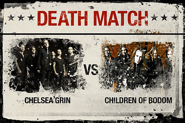 Chelsea Grin vs. Children of Bodom