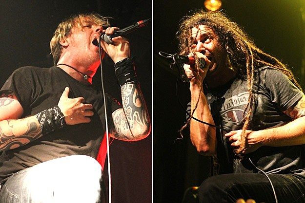Fear Factory / Shadows Fall
