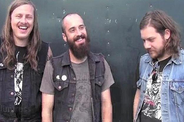 Blake Meahl / Ian Alden / Carl Wierzbicky of Huntress