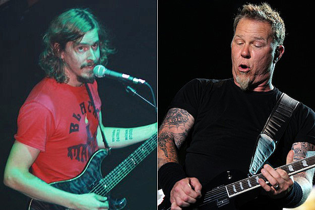 Mikael Akerfeldt / James Hetfield