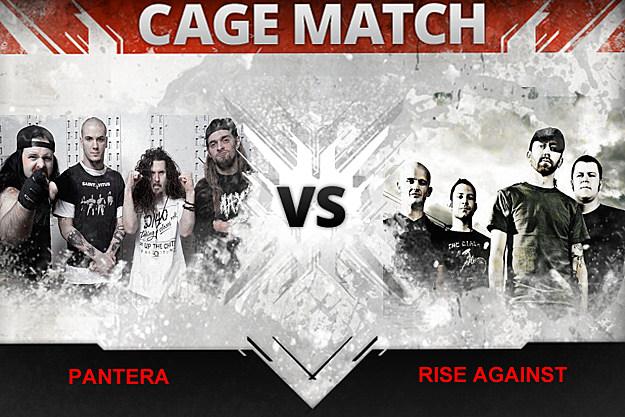 Pantera / Rise Against