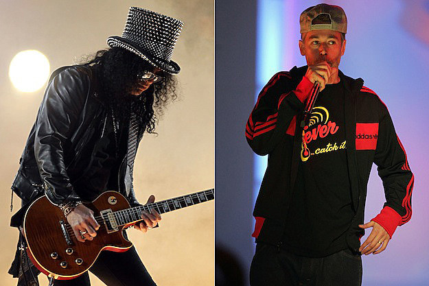 Slash / Adam Yauch