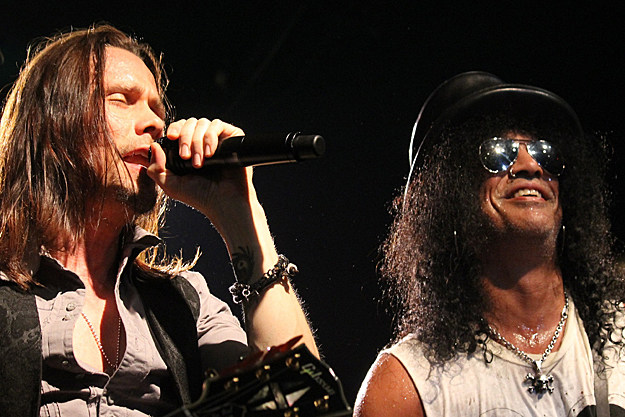 Slash with Myles Kennedy