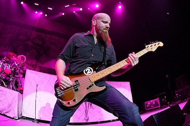 Shawn Economaki of Stone Sour