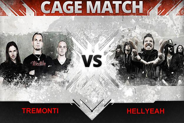 Tremonti / Hellyeah