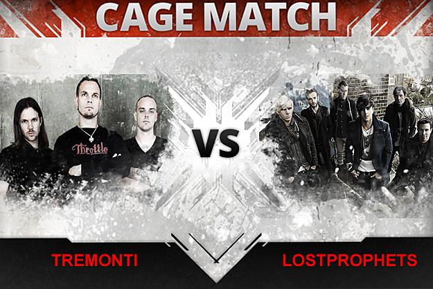 Tremonti / Lostprophets