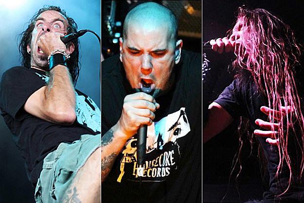 Randy Blythe / Phil Anselmo / Ben Falgoust