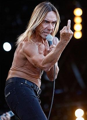 Iggy Pop Gives No F Ks And Is Still Punk Rock