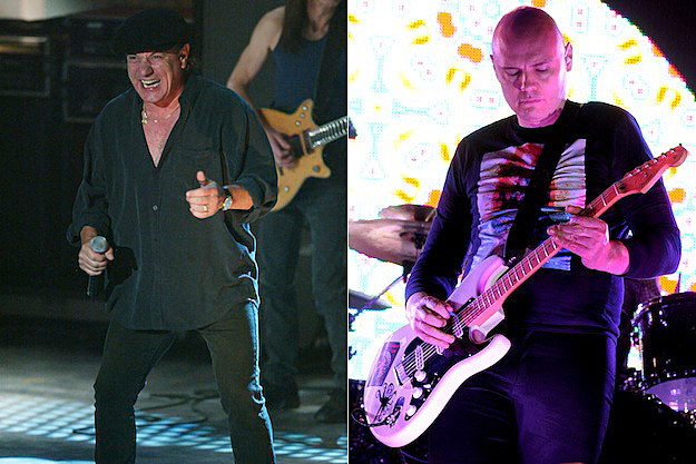Brian Johnson / Billy Corgan