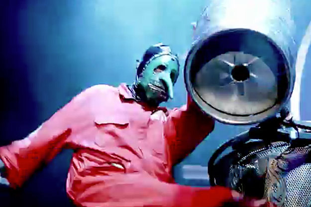 Slipknot's Chris Fehn