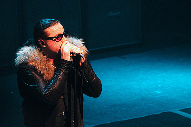 Ian Astbury of The Cult
