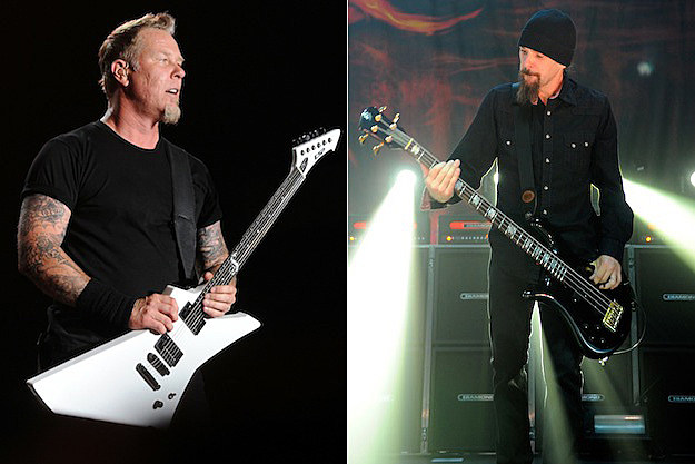 James Hetfield / Godsmack