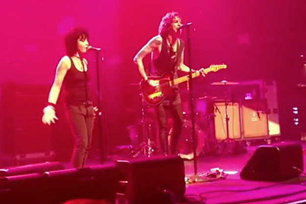 Joan Jett-Laura Jane Grace