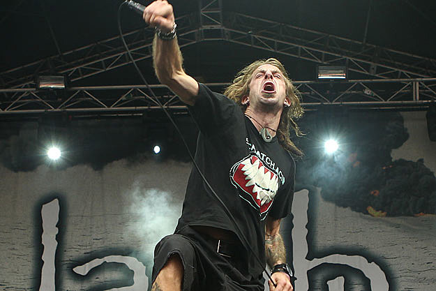 Randy Blythe - Lamb of God