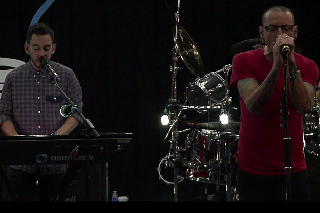 Linkin Park-Mike Shinoda-Chester Bennington