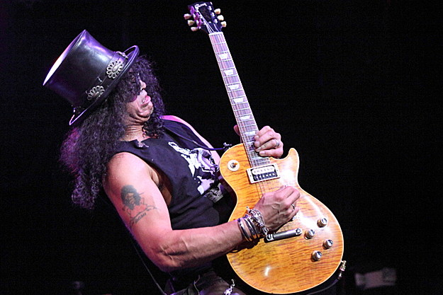 Slash: El Dinero no sería un factor Determinante para la Re