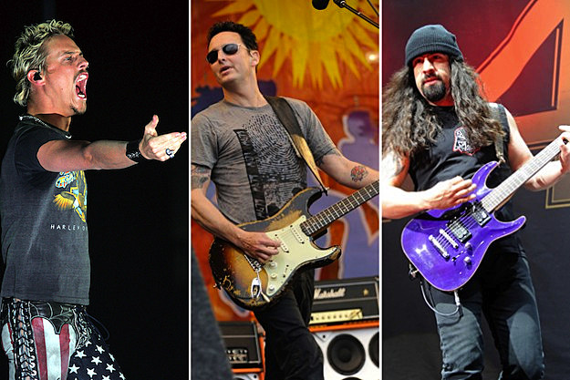 Brett Scallions / Mike McCready / Rob Caggiano