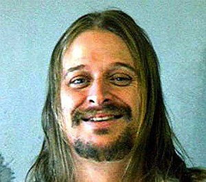 Kid Rock Mug Shot