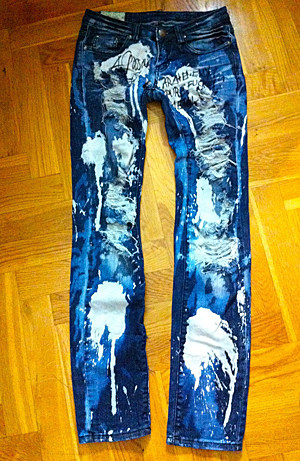 Arch Enemy Pants