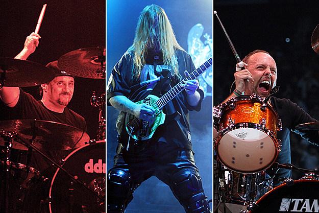Slayer, Lars Ulrich