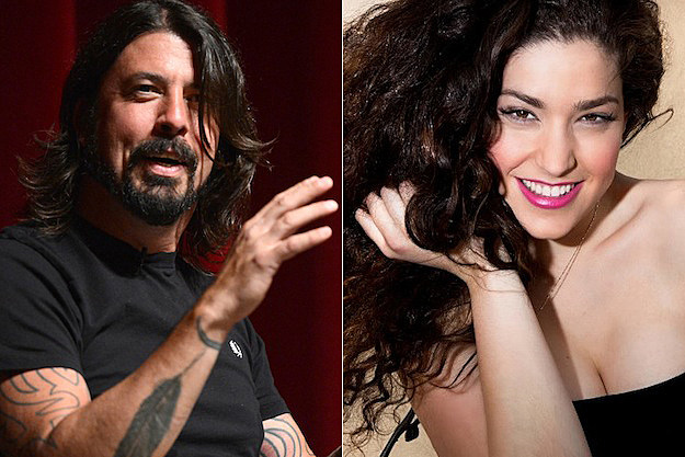Dave Grohl / Taylor Greenwood