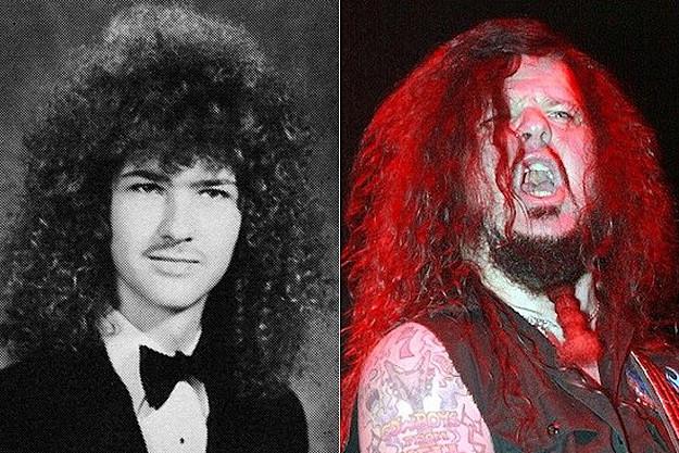 Leyendas del rock/metal de jovenes (Varios Artistas)