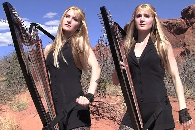 Electric Harp Duo