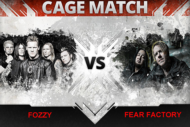 Fozzy / Fear Factory